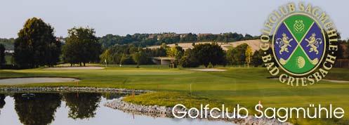 Golfclub Sagmühle Bad Griesbach Bayerischer Wald