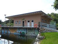 Mehrzweckhaus des Freizeitgelände Röhrnbach