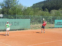 Tennisplatz des Freizeitgelände Röhrnbach
