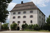 Schloss Wolfstein im Bayr. Wald