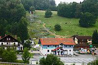 Sommerrodelbahn in Grafenau Bayrischer Wald