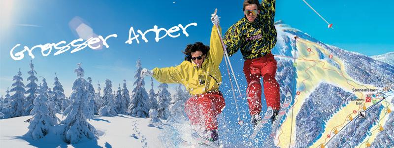 Arber Skigebiete