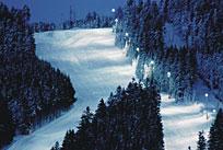 Bayer. Wald Skigebiet