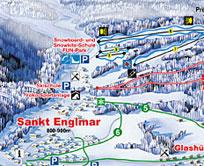 Skifahren Bayerischer Wald