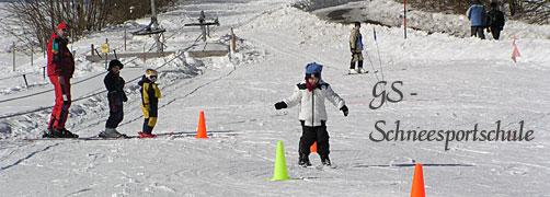 Skischule Göttl + Schuster im Bayerischen Wald - GS-Schneesportschule