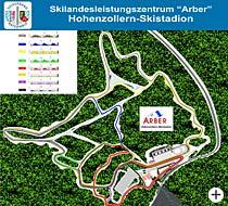 Hohenzollern-Skistadion am Arber Niederbayern