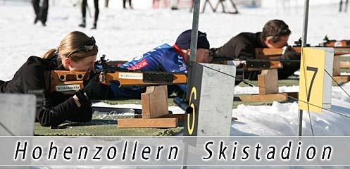 Langlauf und Biathlon Arber Bayr. Wald