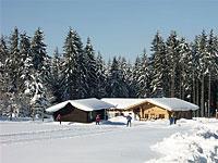 Langlaufzentrum in Jägerbild