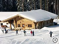 Langlaufzentrum Jägerbild - Bayrischer Wald