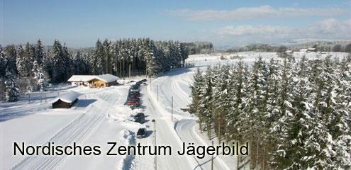 Langlaufzentrum Jägervild - Beitenbeerg Bayrischer Wald