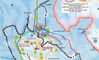 Langlaufloipen Sporturlaub Finsterau-Mauth Bayerwald
