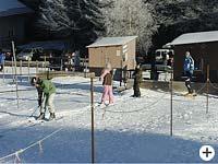 Kinderskikurse im Bayerischen Wald