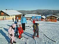 skifahren im Bayerwald