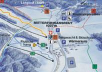 Ski Snowboard Wintersport Urlaub Skizentrum Mitterdorf Bayer. Wald
