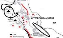 Skizentrum Loipen Langlaufen Bayrischer Wald Niederbayern