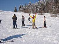 Ski- und Snowboard Kurse im Bayerischen Wald