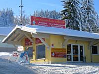 Skischule in Mitterfirmiansreut im Bayerischen Wald