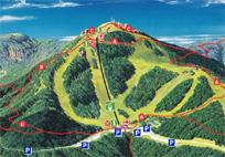 Wanderweg Talstation Gipfel Arber Nationalpark Bayerischer Wald