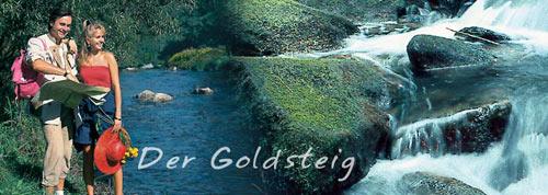 Wanderweg Goldsteig in Ostbayern