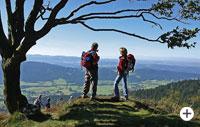 Wandern im Kötztinger Land im Bayerwald