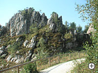 Wandern am Pfahl in Viechtach - Bayerischer Wald