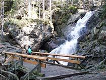 Wanderwege im Bayr. Wald