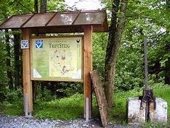 Triftsteig Fürsteneck Bayrischer Wald bei Passau